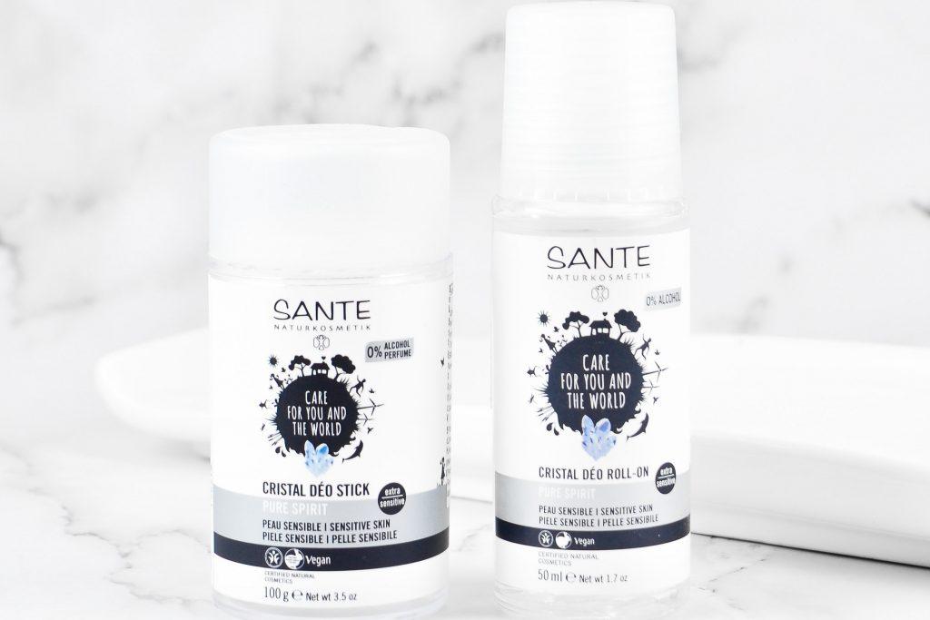Sante kristal prirodni dezodoransi - Efikasno regulisanje znojenja na prirodan način